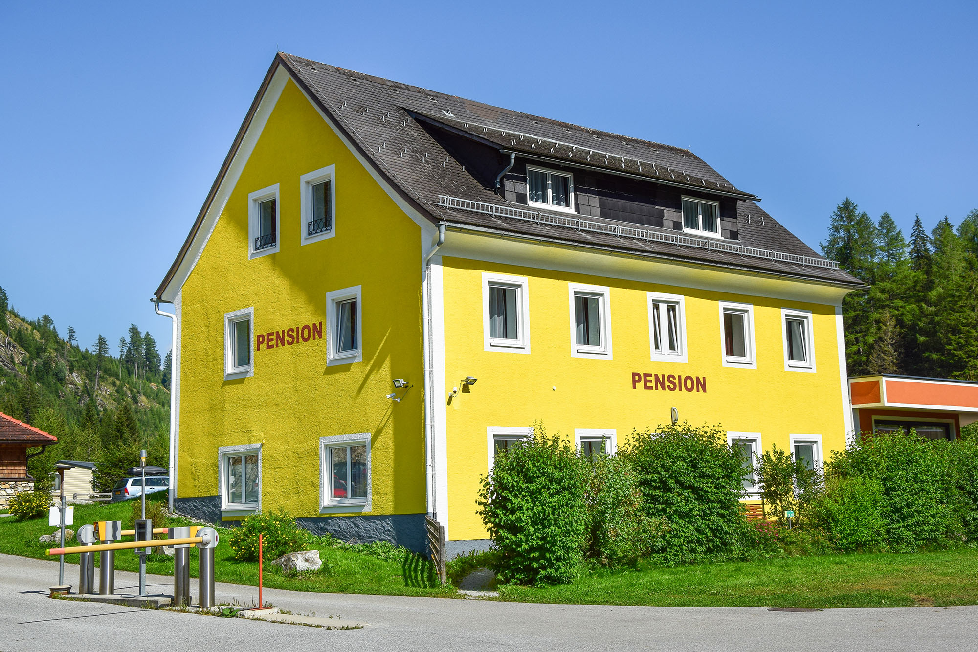 Pension in Mauterndorf